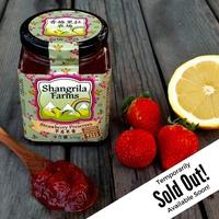 Strawberry Preserves - With Vanilla Bean & Honey100% Naturally Sweetened